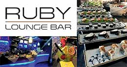 """LOUNGE RUBY BAR"" - FINO MORNASCO"