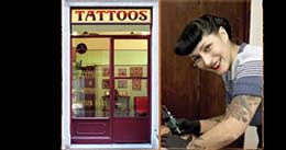 """TATTOOS BY VITTORIA"" - COMO"