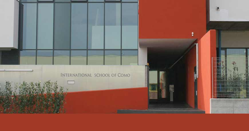 """INTERNATIONAL SCHOOL OF COMO"""